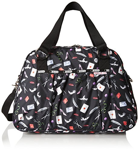 LeSportsac Abbey Carry On, Love Letters, One Size by LeSportsac