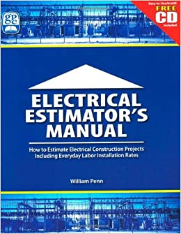 Electrical Estimator 39 S Manual How To Estimate Electrical