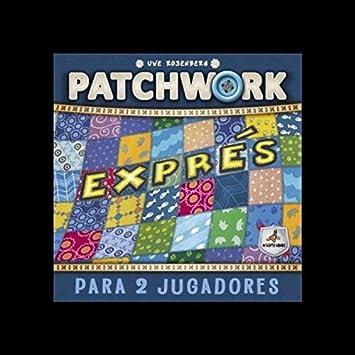 Maldito Games Patchwork expres - Juego de Mesa en Castellano ...