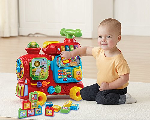 VTech Sit-to-Stand Ultimate Alphabet Train by VTech (Image #5)