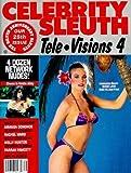 Celebrity Sleuth Magazine: Volume 4 Number 9 (1991): Nude Celebrity Magazine (Tele-Visions 4)