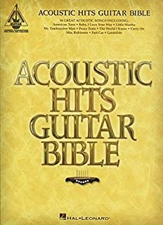 Customers Who Bought Acoustic Rock Guitar Bible Also Bought: