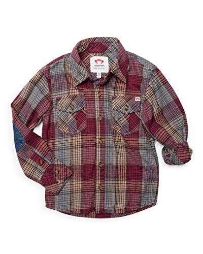 Appaman Kids Baby Boy's Flannel Shirt (Toddler/Little Kids/Big Kids)