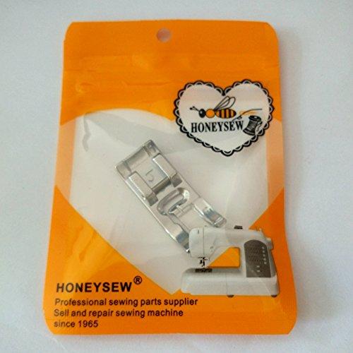 HONEYSEW Zigzag Presser 12 inches J For kid Lock and Brother Machines 137748101 Presser Feet