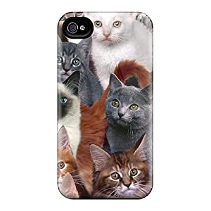 Back Cases Covers For Iphone 6 - Cats by mcsharks
