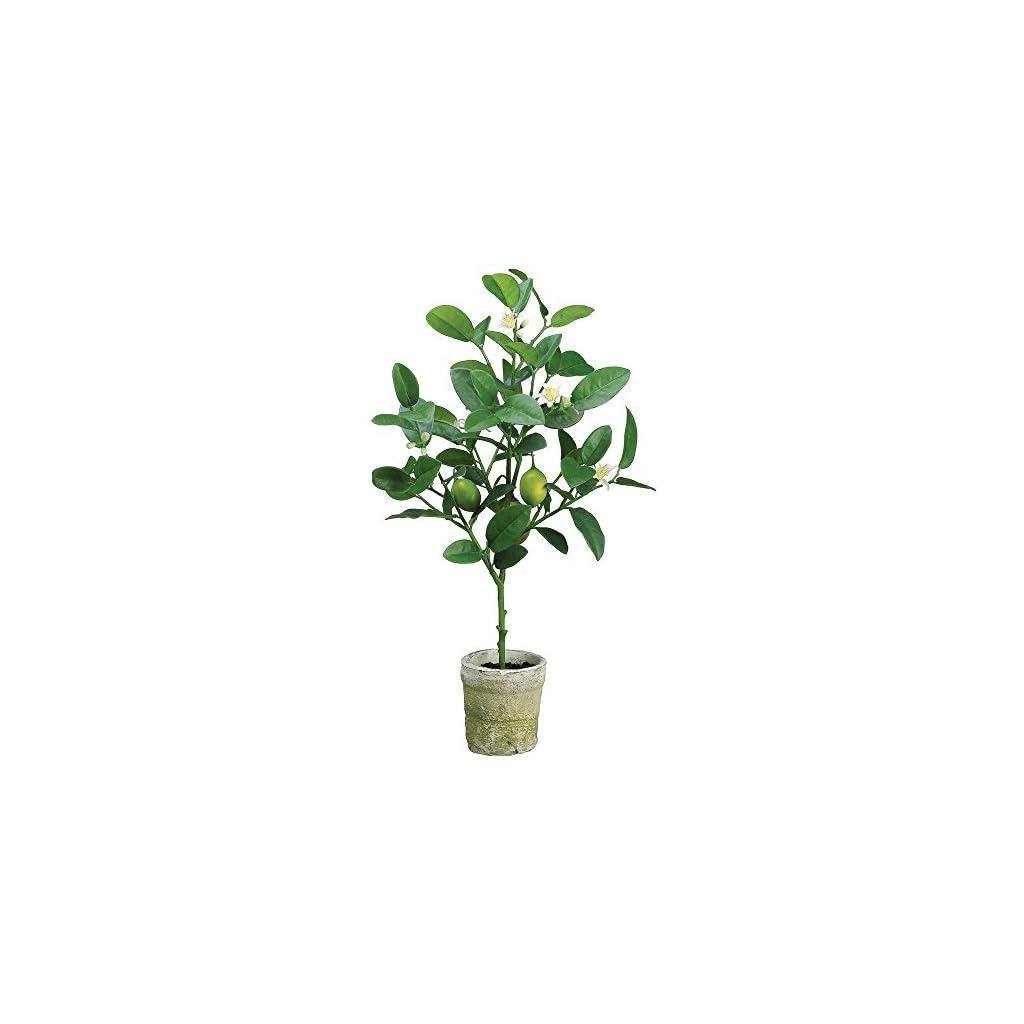 Artificial-Lemon-Tree-Topiary-in-Pot-22H