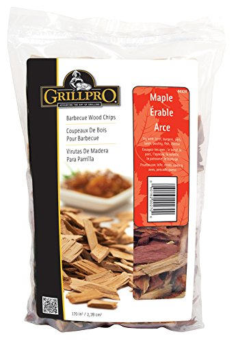 GrillPro 00270 Maple Wood Chips (Maple Wood Chips)