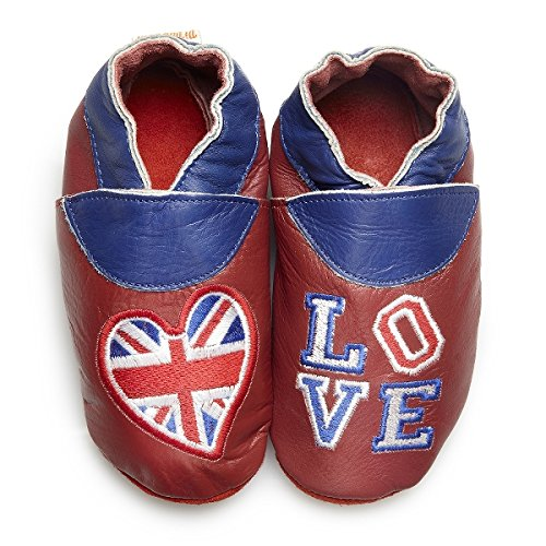 Didoodam - Chaussons enfant - Love London