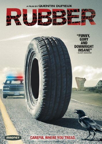 DVD : Rubber (Dolby, , Widescreen)
