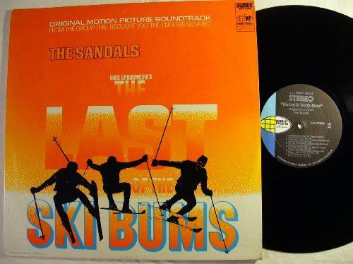the Last of the Ski Bums soundtrack