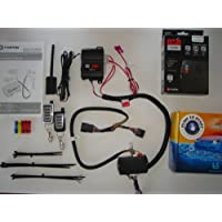 Remote Starter Kit w/ Keyless Entry for Jeep Wrangler - True Plug & Play Installation