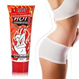 Fat Burner Slimming Cream Massage Hot Anti-Cellulite Body Wrap Gel Weight Loss 85 ml review