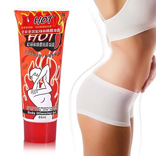 Fat Burner Slimming Cream Massage Hot Anti-Cellulite Body Wr