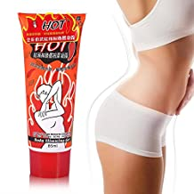 Fat Burner Slimming Cream Massage Hot Anti-Cellulite Body Wrap Gel Weight Loss 85 ml