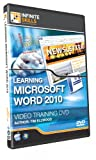 Learning Microsoft Word 2010 Training DVD - Tutorial Video
