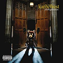 Late Registration is the follow up to Kanye's smash debut The College Dropout. The first single 'Diamonds From Sierra Leone' samples vocals of the legendary Shirley Bassey. Highlights include 'Gold Digger' featuring Jaime Foxx and 'Hear Em Sa...