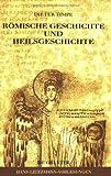 Romische Geschichte und Heilsgeschichte, Dieter, Timpe and Timpe, Dieter, 3110169428