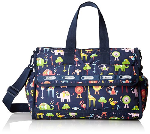 LeSportsac Baby Travel Bag Carry On, Zoo Cute, One Size (Lesportsac Ryan Diaper Bag)