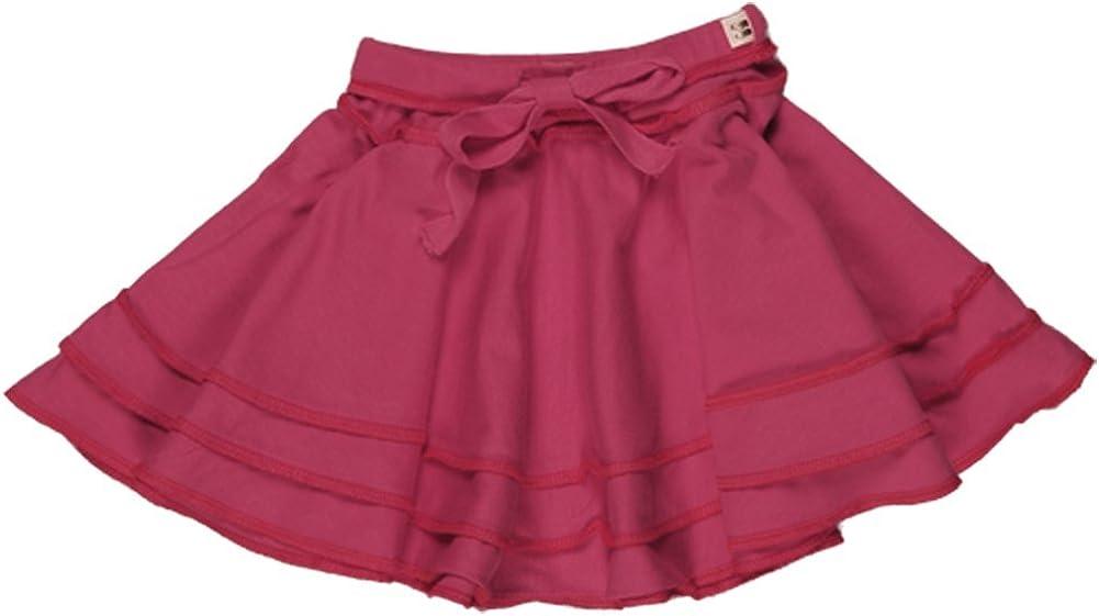 TwOOwls Pink//Orange Baby ChaCha Skirt 100/% organic cotton