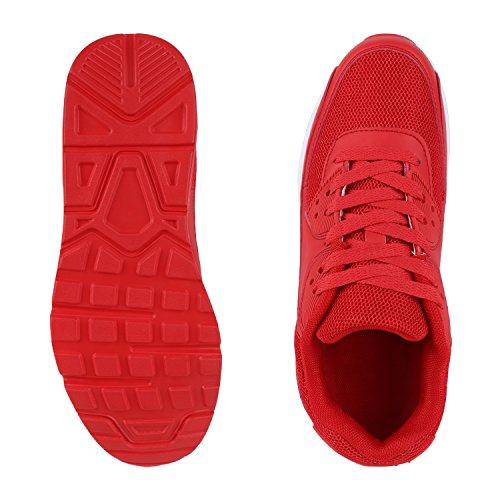 Japado Alltags Neon Eyecatcher Sportlicher Damen Rosso Herren 36 Tragekomfort Auffällige Gr Angenehmer Rot 45 Knallige Sportschuhe Unisex Look Sneakers vw5rqxv8Yz