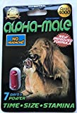Alpha Male Gold 4000 Male Sexual Performance Enhancement Pill 6 PK
