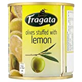 Fragata Spanish Olives Stuffed with Lemon (200g) - Pack of 6
