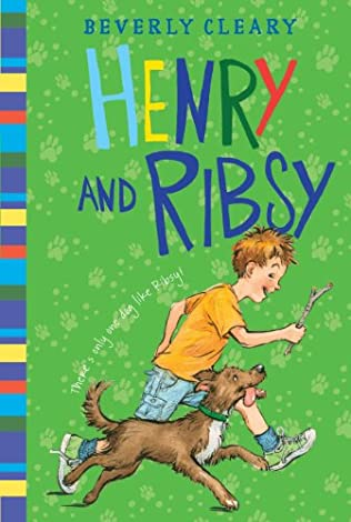 book cover of Henry and Ribsy