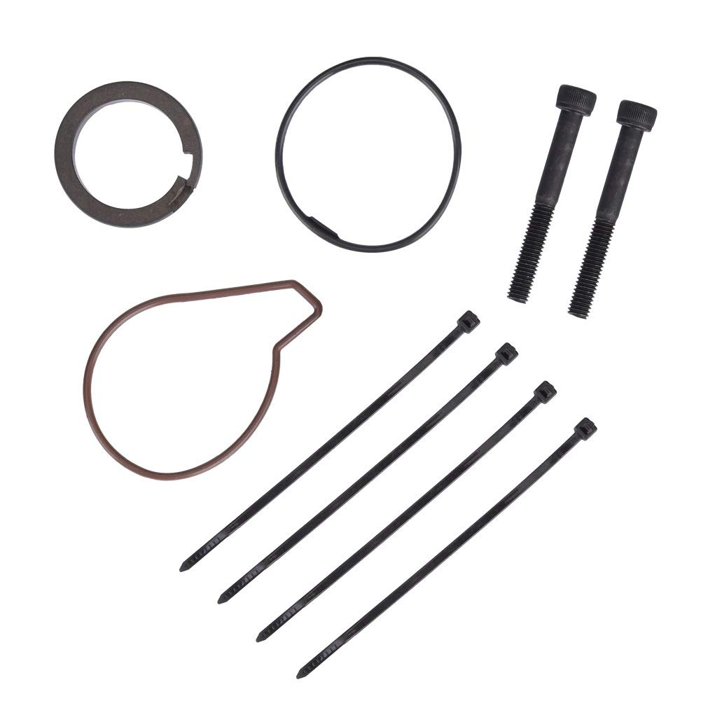 Car Air Suspension Compressor Piston Ring Repair Fix Kit for Range Rover 2002-2005