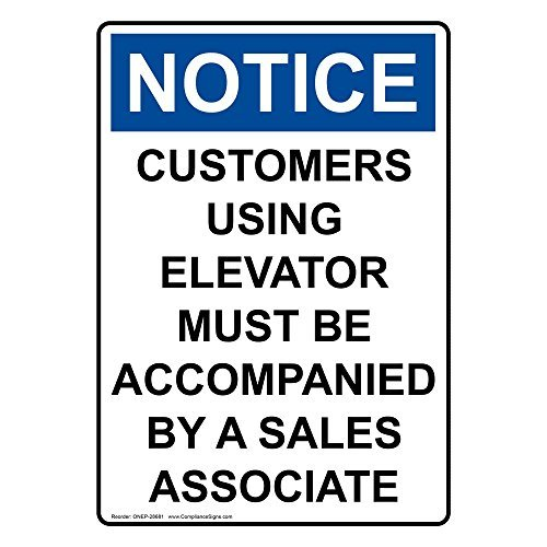 Review Osha Notice Customers Using