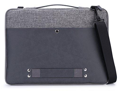 rooCASE Leather Handbag MacBook Chromebook