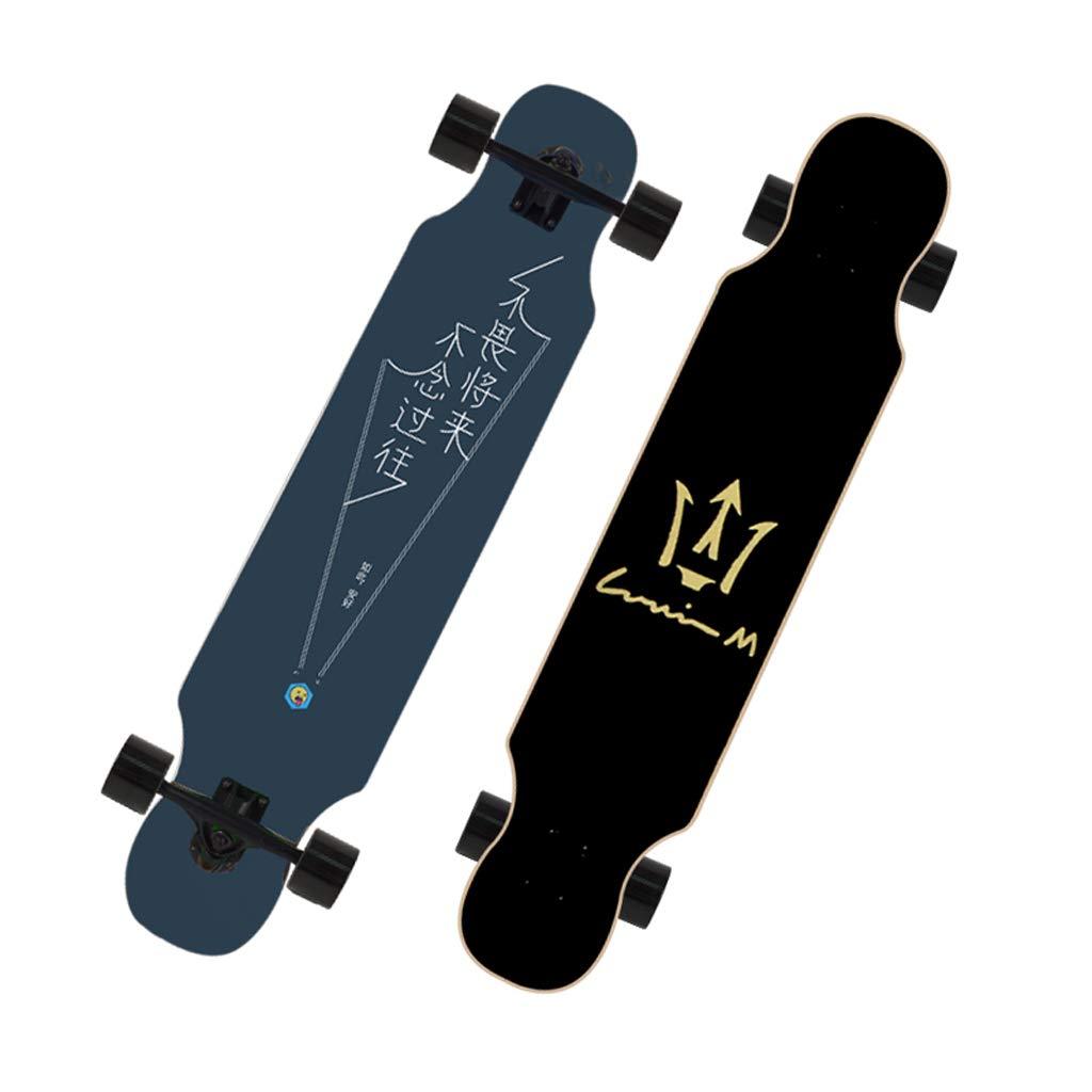 最安値級価格 DUWEN スケートボード十代の若者たちメープルスケートボード大人男性と女性成長ボードダンスボードブラシストリート旅行スクーター初心者 (色 : D) : B07NRQ1S1K (色 B07NRQ1S1K B B, 【福袋セール】:6e94d738 --- senas.4x4.lt