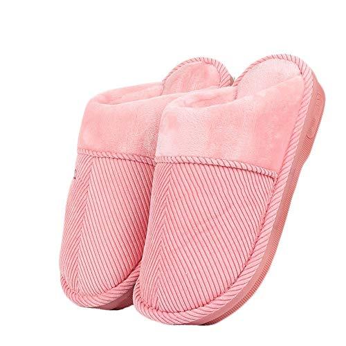 Per Da Basso Antiscivolo Panno Pantofole Pink Scarpe Morbido Interno Le Piatto Tacco Signore Invernali esterno Donna Ultra xXq5gOwg
