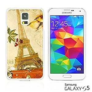 OnlineBestDigital - Art Paintings Hardback Case for Samsung Galaxy S5 - Vintage European Painting