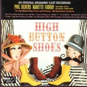 Price comparison product image High Button Shoes-Original Cast Recording-mono-RCA Victor