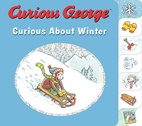 (Curious George Curious About Winter)