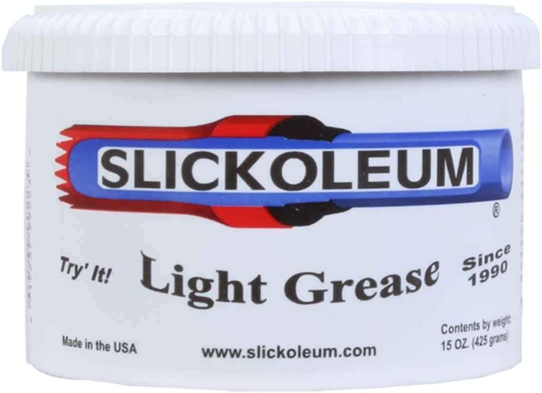 Slickoleum Super Slick Friction Reducing Grease For O-Rings And Seals (15 Ounce)