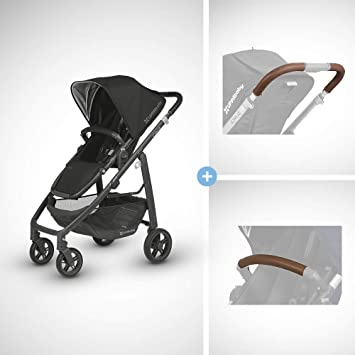 Ride On Buggy Board with Saddle For Uppababy Cruz 2015 Black