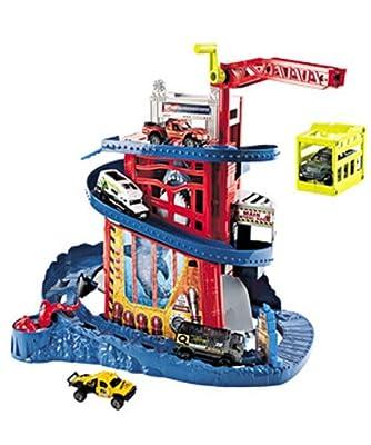 Matchbox Cliff Hanger Shark Escape Playset from Mattel