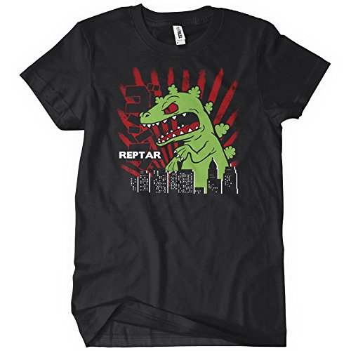 Reptar T-Shirt Funny Adult Mens Cotton Tee Sizes S-5XL