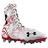 Under Armour UA Highlight MC LAX Men's Lacrosse Cleats 8 US