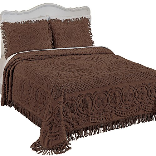 chocolate bedspread - 5