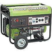 All Power America APG3560, 5000 Running Watts/6000 Starting Watts, Propane Powered Portable Generator