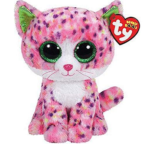 WATOP Stuffed Animals - Unicorn | ty Beanie boos Elephant and Monkey Plush Doll Toys for Girl Rabbit Fox Cute Animal owl Unicorn cat Ladybug 6