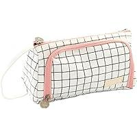 Stor Kapacitet Pencil Bag Pen Case Påse Hållare Brev Väska Hållare För School Office 1st
