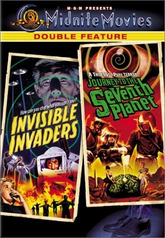 Invisible Invaders / Journey to the Seventh Planet (Midnite Movies Double Feature) by MGM Home Entertainment