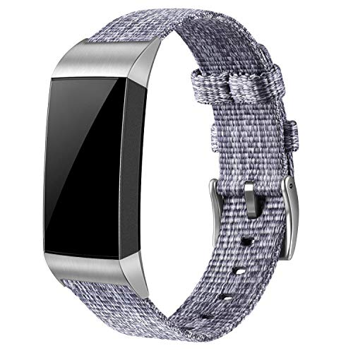 AK Bands Compatible for Fitbit Charge 3 Special Edition and