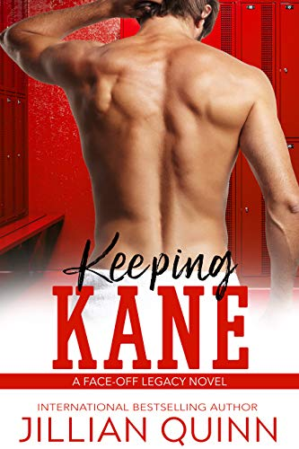 Keeping Kane (Face-Off Legacy Book 2)]()