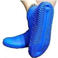 AGFXN 3 Paquetes Cubiertas para Zapatos Impermeables Unisex Reutilizable Impermeable Y Antideslizante Al Aire Libre Montañismo La Pesca