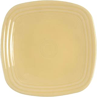 product image for Fiesta 9-1/8-Inch Square Luncheon Plate  Ivory