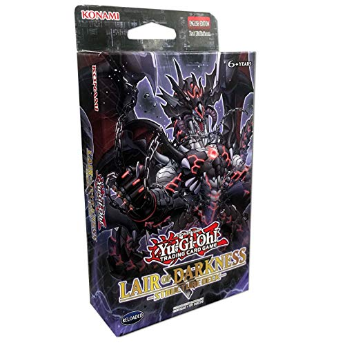 Yu-Gi-Oh! Cards - Lair of Darkness Structure Deck ()